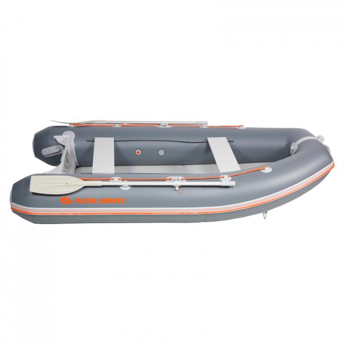 Barca KM-330DL + podină Tego [3]