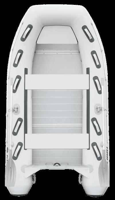 Barca KM-330DXL + podina de aluminiu 2