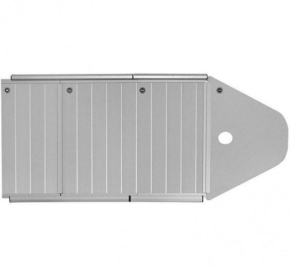 Barca KM-360DSL + podină aluminiu 1