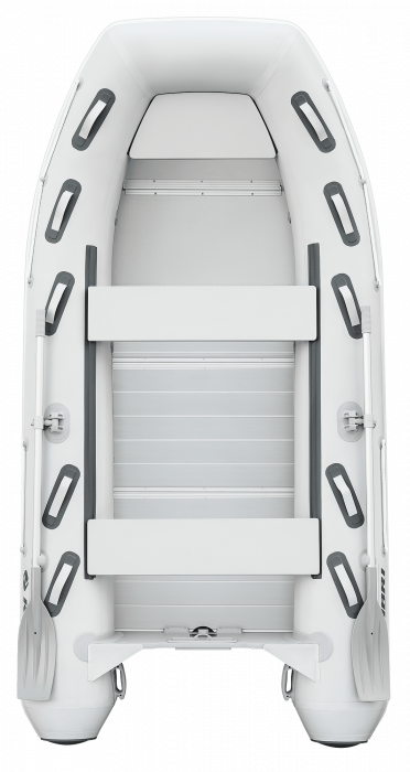 Barca KM-360DXL + podina de aluminiu 2