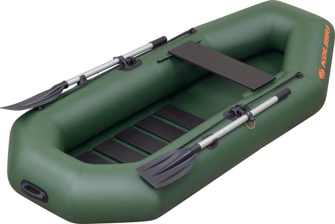 Barca Pneumatica KOLIBRI K-230 + podină pliabilă semirigidă [0]