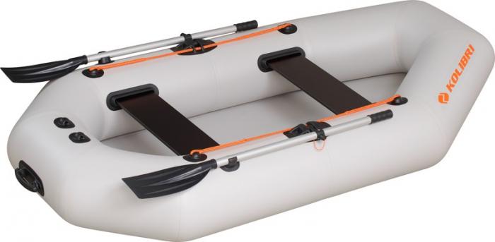 Barca Pneumatica KOLIBRI K-240TS + podină pliabilă semirigidă 0