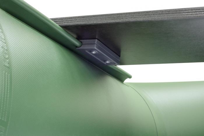 Barca KM-245 + podină pliabilă semirigidă [10]