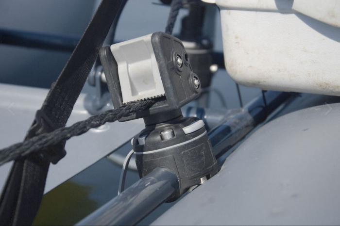 Baza pentru Suport Instalare pe tevi FASTen BORIKA FMr125 (Ø22-25 mm) [4]