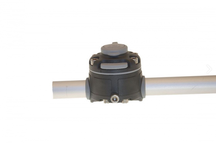 Baza pentru Suport Instalare pe tevi FASTen BORIKA FMr125 (Ø22-25 mm) [3]
