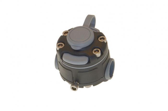Baza pentru Suport Instalare pe tevi FASTen BORIKA FMr125 (Ø22-25 mm) [0]