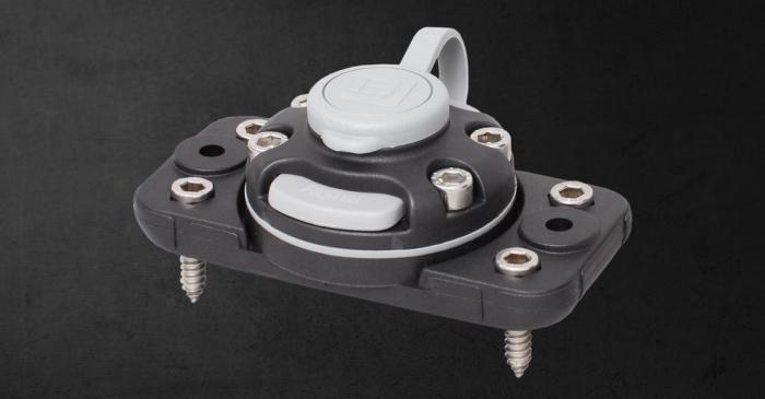 Baza suport accesorii universală FASTen BORIKA FFr444 [9]