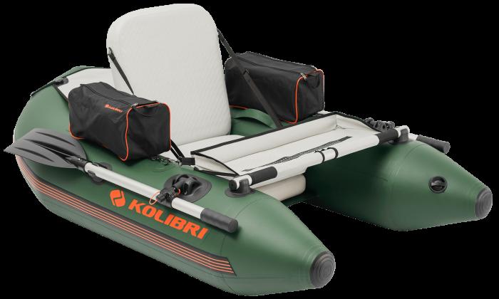 """Belly Boat """"Fisherman"""" K-180F Kolibri [4]"""