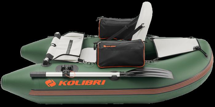 """Belly Boat """"Fisherman"""" K-180F Kolibri [7]"""
