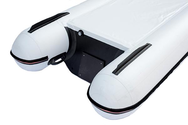Canoe KM-460C + podină pliabilă semirigidă 7