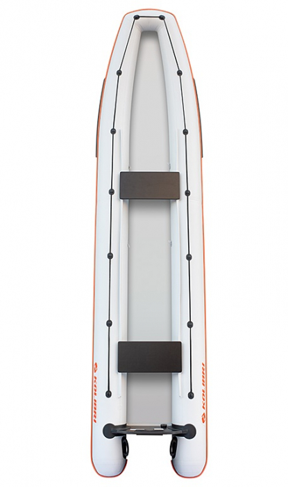 Canoe KM-460C + podină Air-Deck 0