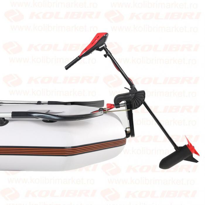 Motor electric barca Energo Team Sential red 66lbs 6