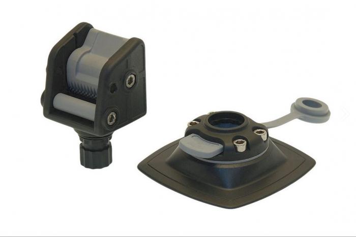Suport opritor ancora FASTen BORIKA Alp002 set cu baza (100 * 100 mm) [7]