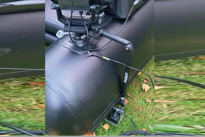 Suport sonar+sonda FASTen BORIKA Ft450 [12]