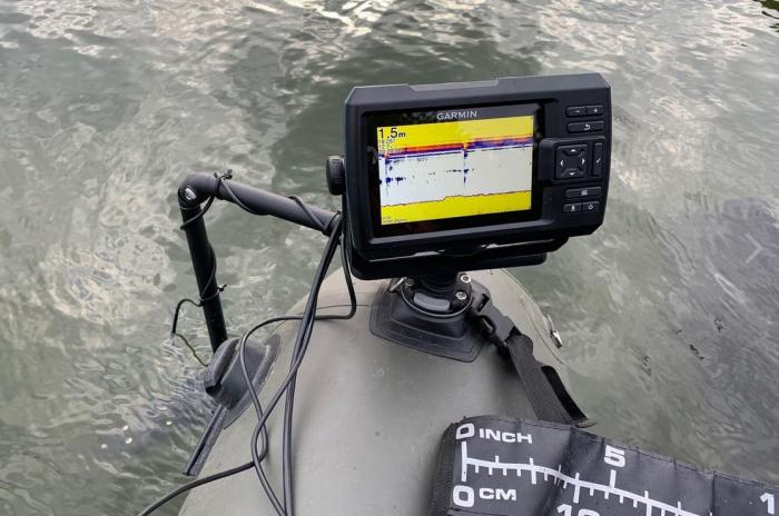 Suport sonar+sonda FASTen BORIKA FTp460 set cu baza (100 * 100 mm) [5]