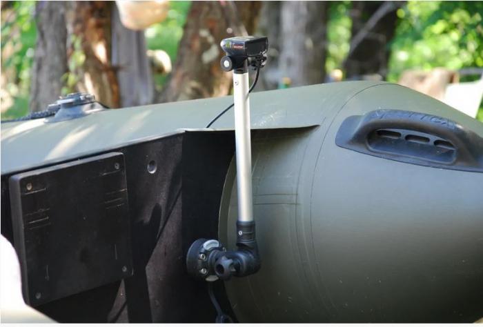 Suport sonda sonar FASTen BORIKA STm300 + baza FMb [2]