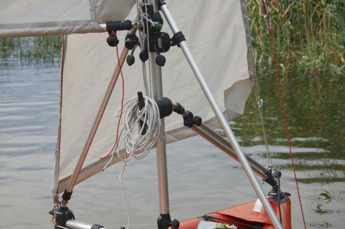 Tachet ancorare barca pneumatica FASTen BORIKA Fc229 [5]