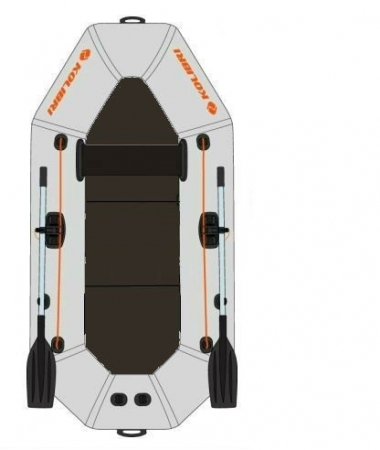 Barca Pneumatica KOLIBRI K-220T + podină Tego [8]