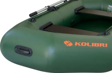 Barca K-220TS + podină pliabilă semirigidă9