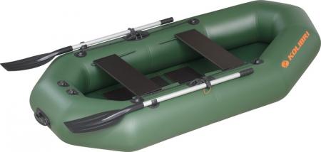 Barca Pneumatica KOLIBRI K-250T + podină pliabilă semirigidă [2]