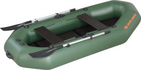 Barca Pneumatica KOLIBRI K-250T + podină Tego [0]