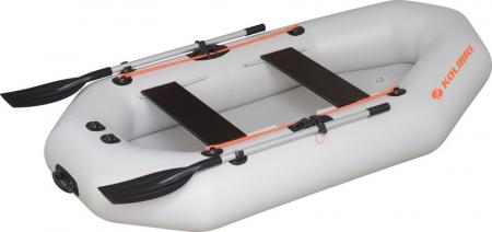 Barca K-290T + podină pliabilă semirigidă0