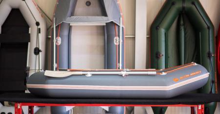 Barca Pneumatica KOLIBRI K-300CT + podină Tego [2]