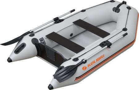 Barca KM-260D + podină Tego0