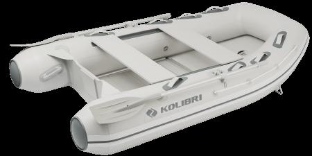 Barca KM-300DXL + podina Air Deck0