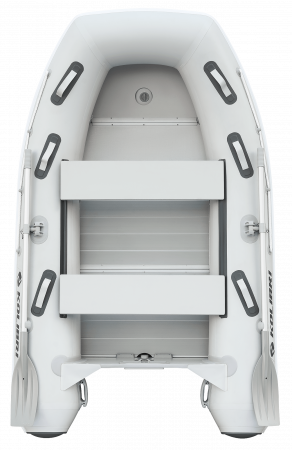 Barca KM-270DXL + podina de aluminiu2