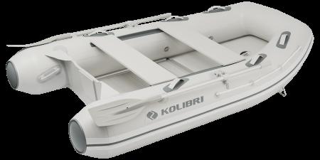 Barca KM-270DXL + podina de aluminiu0
