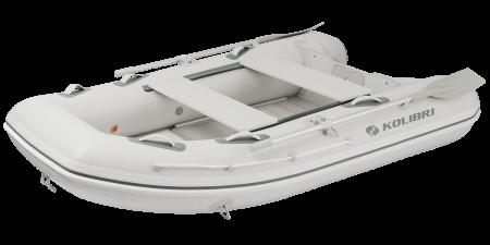 Barca KM-270DXL + podina de aluminiu1
