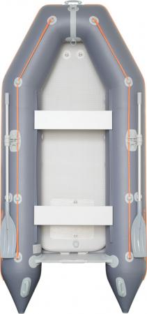 Barca KM-300 + podină Air-Deck0