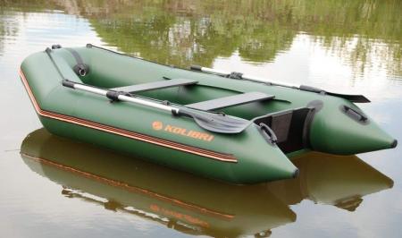 Barca KM-300 + podină Tego7