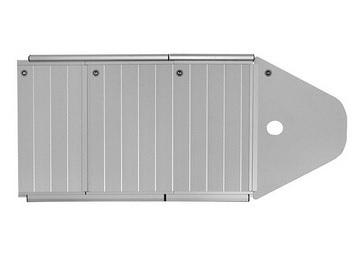Barca KM-300D + podină de aluminiu1
