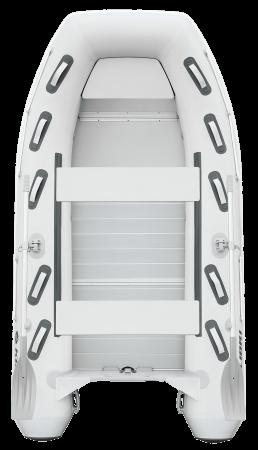 Barca KM-330DXL + podina de aluminiu2