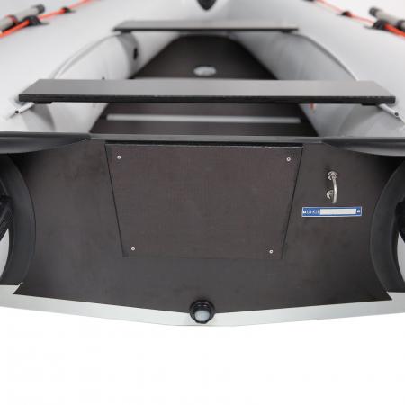 Barca Pneumatica KOLIBRI KM-360DSL + podină aluminiu [10]