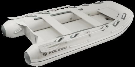 Barca KM-360DXL + podina de aluminiu0
