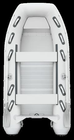 Barca KM-360DXL + podina de aluminiu2