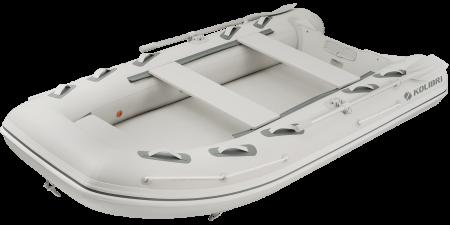 Barca KM-360DXL + podina de aluminiu1
