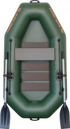 Barca K-190 + podină pliabilă semirigidă4