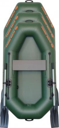 Barca Pneumatica KOLIBRI K-230 + podină pliabilă semirigidă [6]