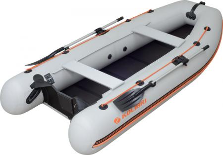Barca KM-330DL + podină Tego0