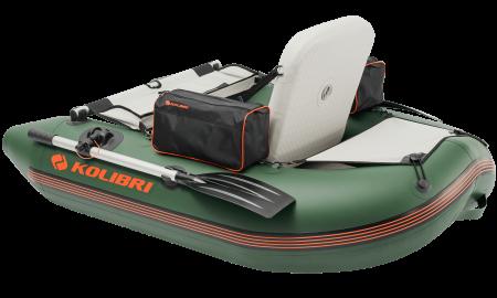 """Belly Boat """"Fisherman"""" K-180F Kolibri [1]"""