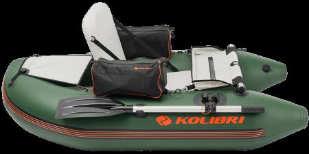 """Belly Boat """"Fisherman"""" K-180F Kolibri [0]"""