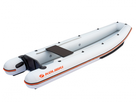 Canoe KM-390C + podină Tego [2]