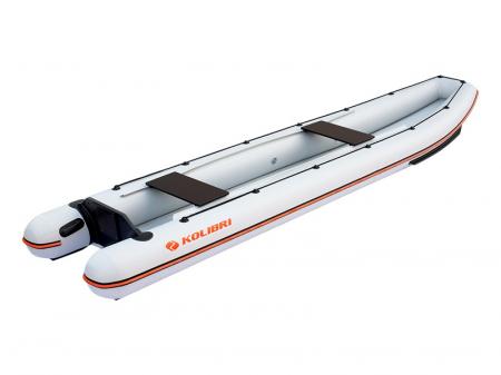 Canoe KM-460C + podină Air-Deck1