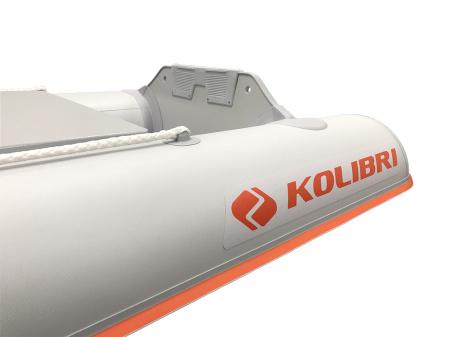 Canoe KM-460C + podină pliabilă semirigidă6