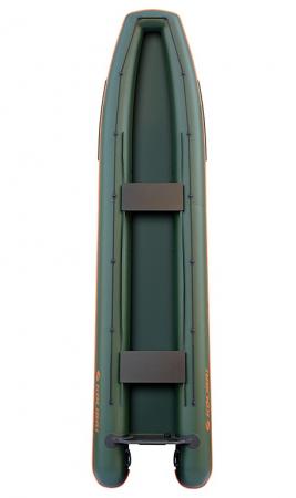 Canoe KM-460C + podină pliabilă semirigidă0