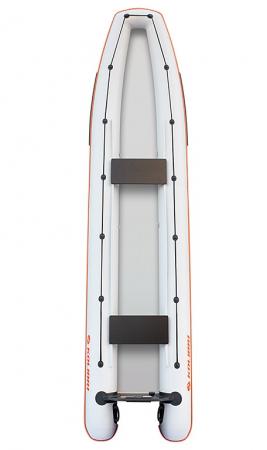 Canoe KM-460C + podină pliabilă semirigidă4